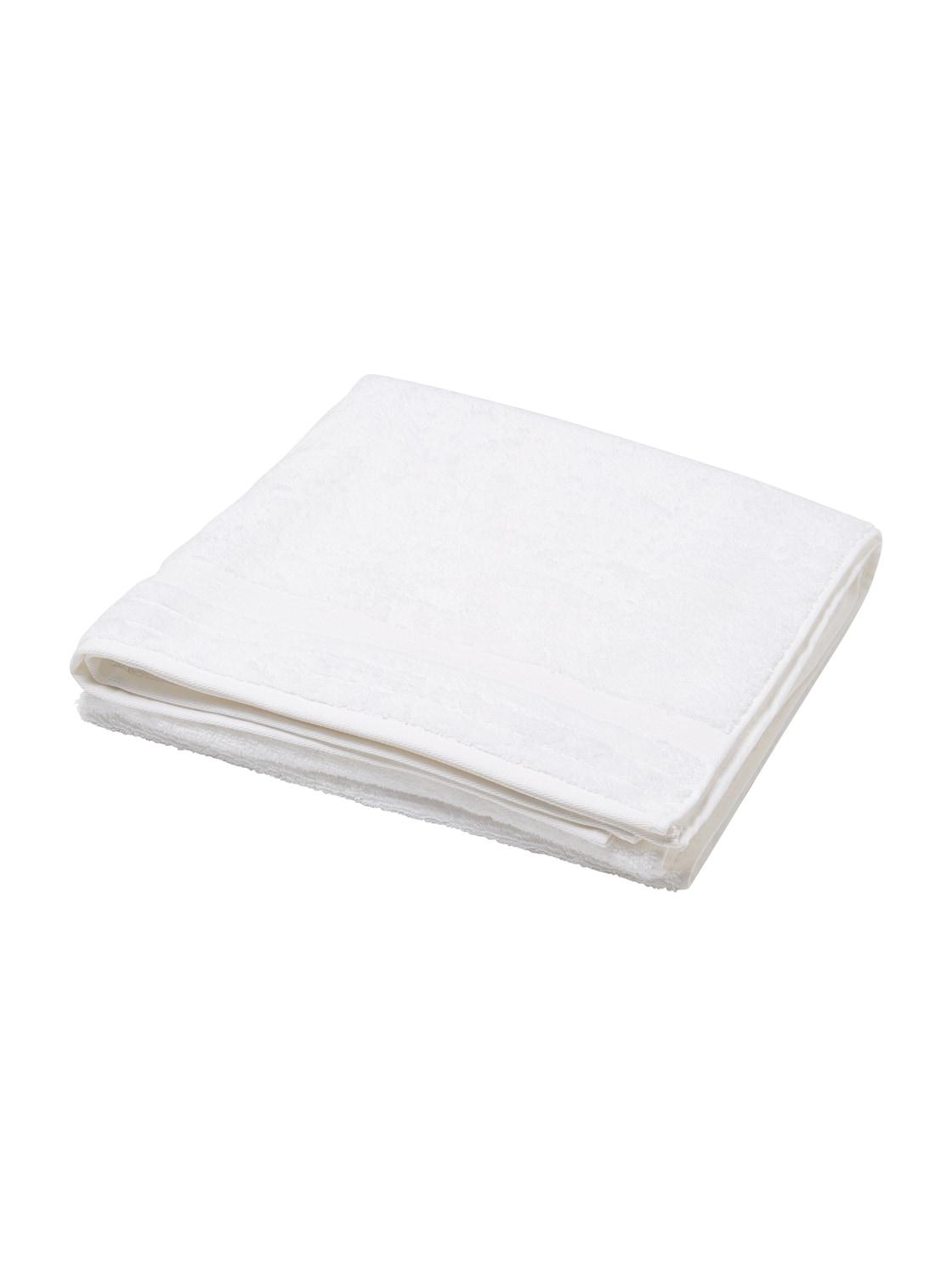TOM TAILOR TOM TAILOR Unisex Frottier Handtuch,  white, Größe: 70/140, weiß, unifarben, Gr 70/140