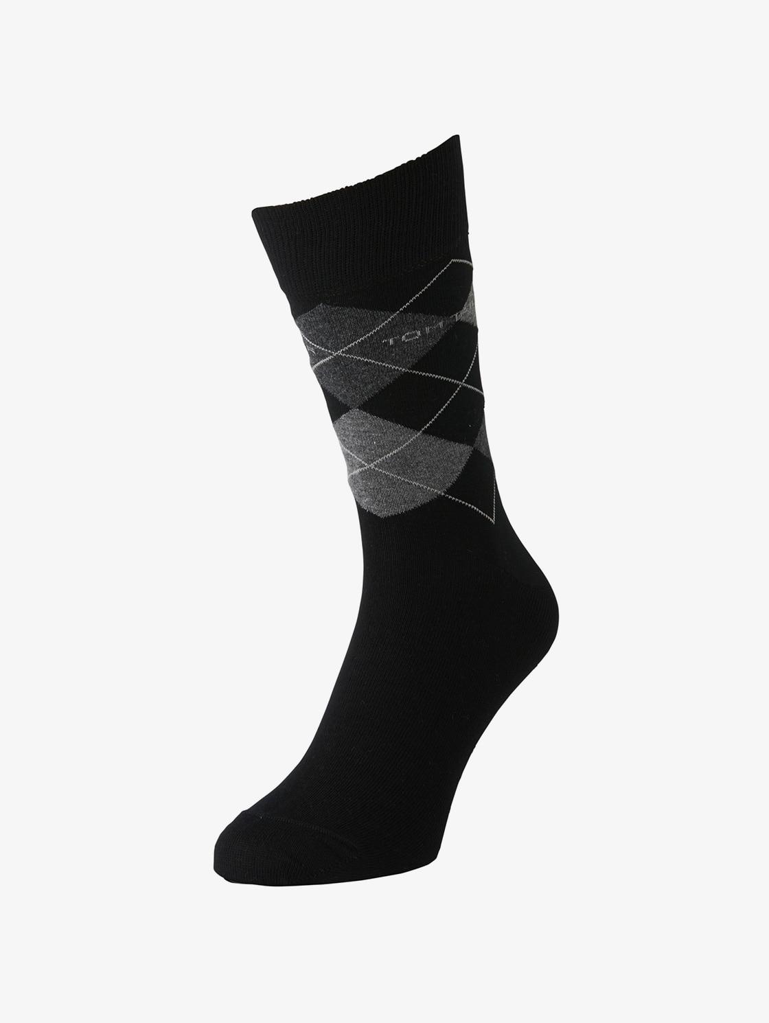 Tom Tailor Casual Socken im Doppel Pack, Herren, black, Größe: 39 42