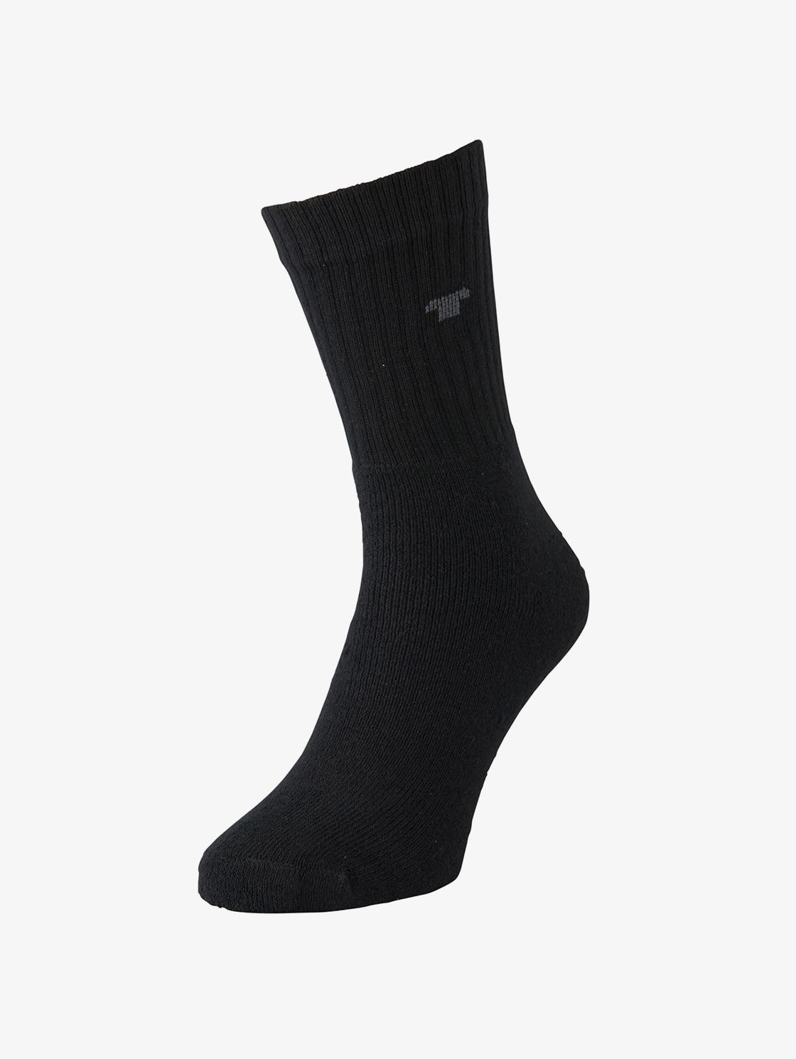Tom Tailor Tennis Socken im Dreierpack, Herren, black, Größe: 35 38