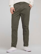 Tom Tailor Denim Chino Pantalon Slim Chino Jersey structure Trousers 1//1