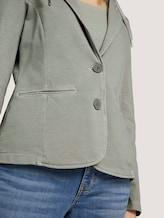 Tom Tailor Denim Sweat Blazer Femme