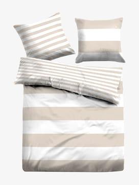 striped, reversible bed linen - 7 - TOM TAILOR