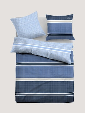 satin bed linen striped - 7 - TOM TAILOR