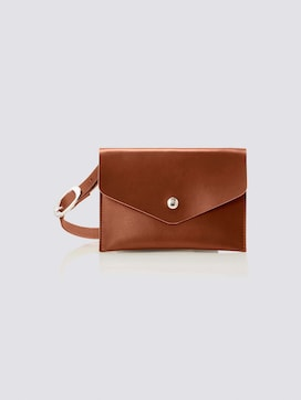 Simple belly bag made of leather - 7 - TOM TAILOR Denim