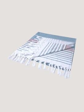 Striped bath towel - 7 - TOM TAILOR