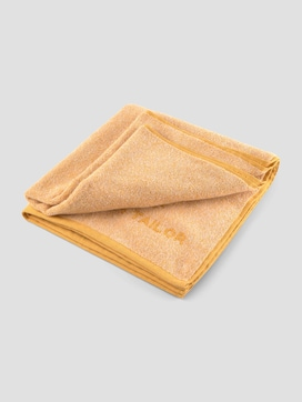 Mottled bath towel - 7 - TOM TAILOR