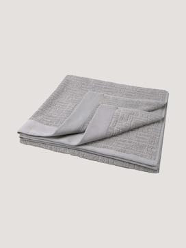 handdoek met patroon - 7 - TOM TAILOR