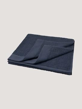 patterned towel - 7 - TOM TAILOR