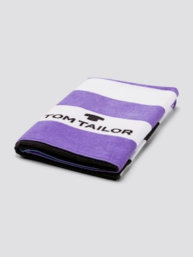 Colourful striped beach towel - 7 - TOM TAILOR