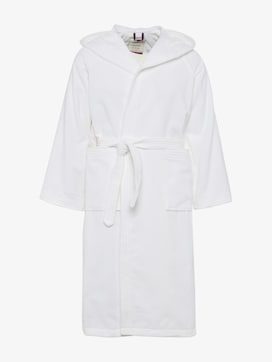 hooded bathrobe - 7 - TOM TAILOR