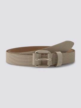 Getextureerde riem - 7 - TOM TAILOR Denim