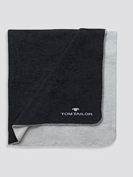 reversible blanket - 1 - TOM TAILOR