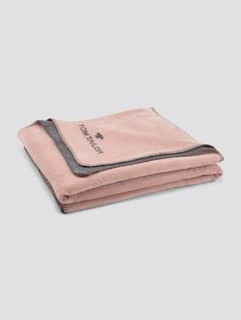 reversible blanket - 7 - TOM TAILOR