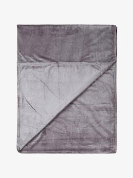 gemütliche Fleece-Decke - 1 - TOM TAILOR