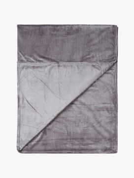 gemütliche Fleece-Decke - 7 - TOM TAILOR