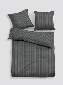 Bettwäsche in Melange-Optik - 1 - TOM TAILOR