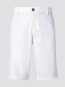 Chino Slim Bermuda Shorts - 7 - TOM TAILOR Denim