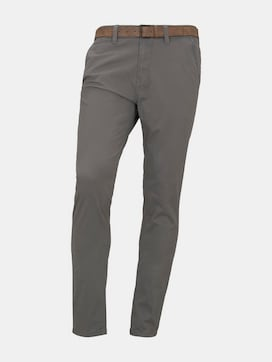 Chino Hose mit Gürtel - 7 - TOM TAILOR Denim