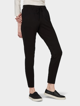 Casual stofbroek - 1 - TOM TAILOR