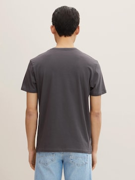 T-Shirt mit Logo-Print - 2 - TOM TAILOR