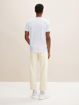 T-shirt with logo print - 2 - TOM TAILOR