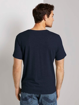 T-shirt in double pack - 2 - TOM TAILOR