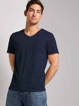 T-shirt in double pack - 5 - TOM TAILOR