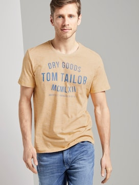 T-shirt with print - 5 - TOM TAILOR
