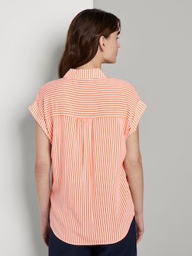 Striped blouse - 2 - TOM TAILOR