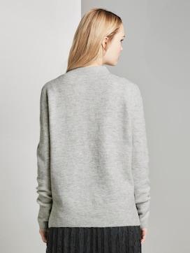 Turtleneck Pullover - 2 - TOM TAILOR Denim