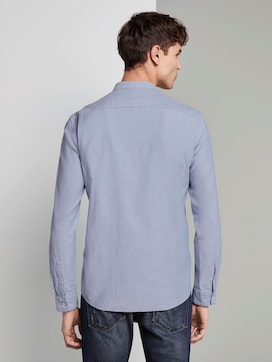 Overhemd in piqué-structuur - 2 - TOM TAILOR Denim