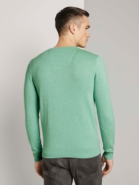 Basic Strickpullover - 2 - TOM TAILOR