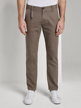 Travis Slim Chino trousers - 1 - TOM TAILOR