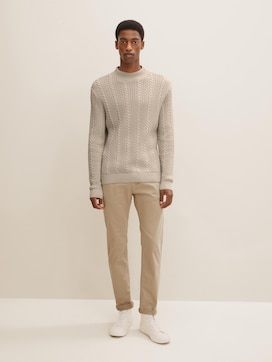 Travis Slim Chino - 1 - TOM TAILOR