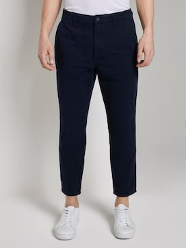Blaue Chino Hose - 1 - TOM TAILOR Denim