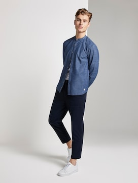 Blaue Chino Hose - 3 - TOM TAILOR Denim