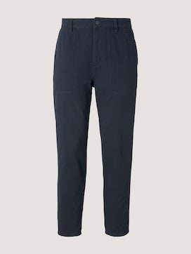 Blaue Chino Hose - 7 - TOM TAILOR Denim