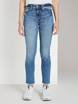 Kate Slim Jeans ankle length - 1 - TOM TAILOR