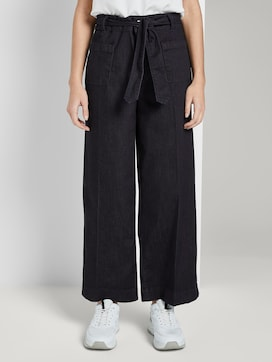 Kate Straight culottes in ankle length - 1 - TOM TAILOR
