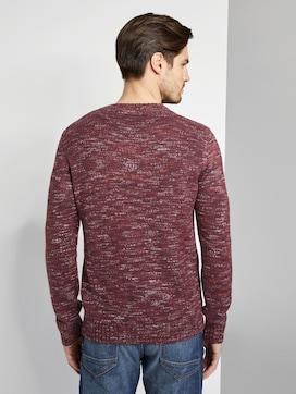 Pullover mit Zopfmuster - 2 - TOM TAILOR