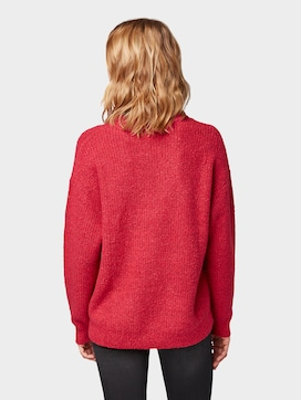 ribbed pullover - 2 - TOM TAILOR
