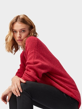 ribbed pullover - 5 - TOM TAILOR