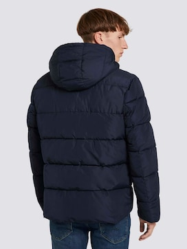 Puffer jacket with hood - 2 - TOM TAILOR Denim