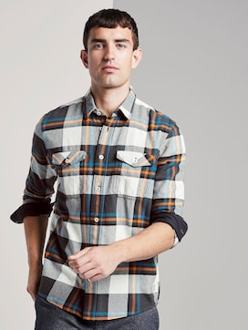 Flannel shirt - 5 - TOM TAILOR