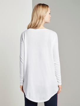Langer Pullover - 2 - TOM TAILOR Denim