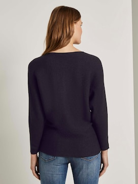 strukturierter Pullover - 2 - TOM TAILOR Denim