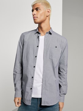 Klein geruit hemd - 5 - TOM TAILOR Denim