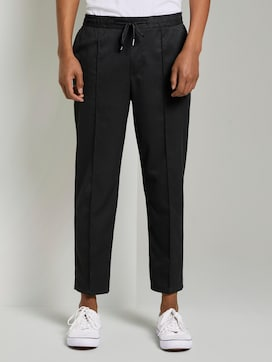 Cropped jogging bottoms - 1 - TOM TAILOR Denim