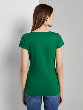 T-shirt with print - 2 - TOM TAILOR Denim