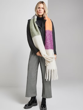 Culottes with a houndstooth pattern - 3 - TOM TAILOR Denim